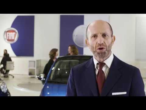 Virtuelle Pressekonferenz: Luca Napolitano präsentiert die neue 500 Mirror Familie   FIAT