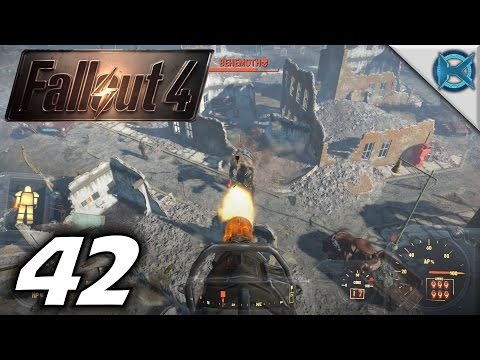 "Fallout 4 -Ep. 42- ""Behemoth"" -Gameplay / Let's Play- (S1)"