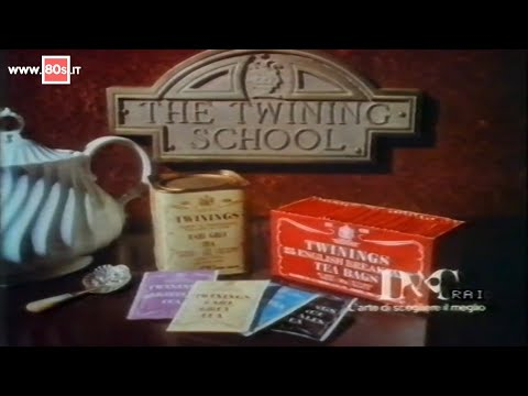 SPOT TWININGS | 1987 | the 80s database