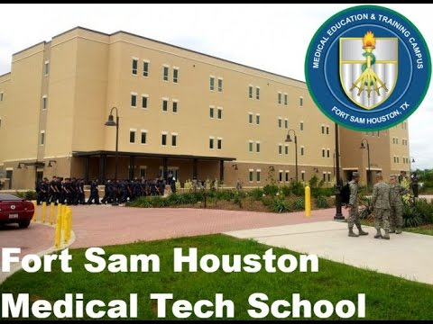 Fort Sam Tx Air Force Medical Tech School Youtube