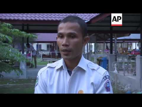 Aceh survivors in hospital, latest from search