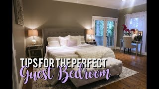 how to create the perfect guest bedroom housetohome