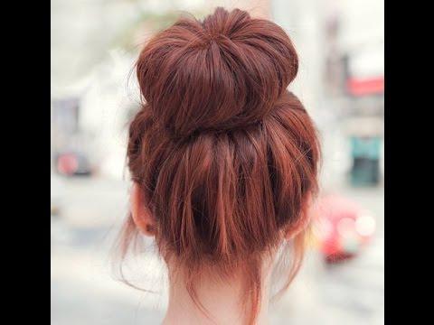 simple hairstyles girls & women