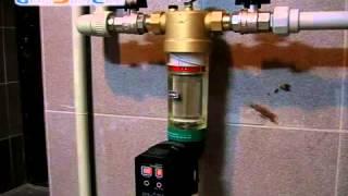 Фильтр Honeywell в работе(Фильтры Honeywell предназначены для осуществления тонкой и грубой механической очистки воды. Они представляют..., 2014-02-27T14:39:08.000Z)