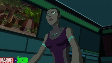 Black Panther's Quest 'Shadow of Atlantis' Part 2 clip