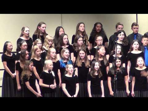 Man in the Mirror - Northbrook Junior High School Choir