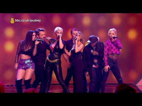 SClub7 - [HD] Musical Medley - Children In Need 14 Nov 14