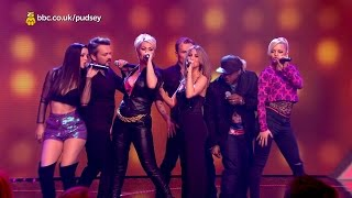 SClub7  HD Musical Medley  Children In Need 14 Nov 14