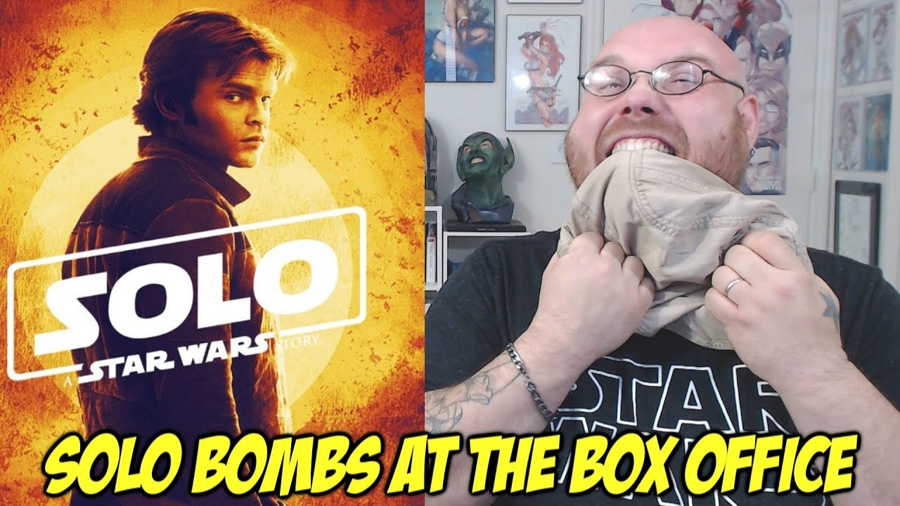 Solo: A Story Wars Story Bombs at the Box Office!!!