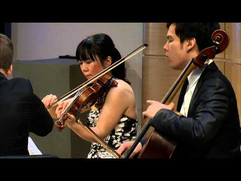 Beethoven: String Quartet No. 2 in G Major, Live in The Greene Space