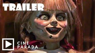 Gambar cover Annabelle 3: Vuelve a casa (2019) | Trailer Oficial Español Latino [HD]