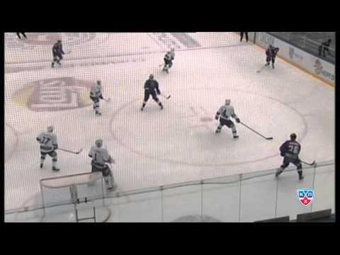 Вольски продлил голевую серию до 7 матчей / Wolski in pursuit of another KHL record
