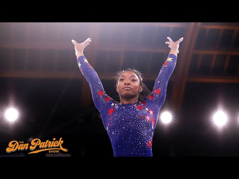 DP Discusses Simone Biles' Decision To Withdraw From Team Competition | 07/27/21