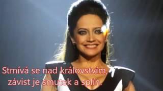 Lucie Bílá a Kamil Střihavka - A pohádky je konec karaoke