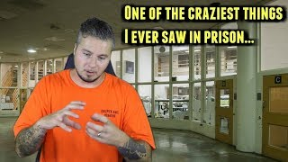 A Prison Fight I'll Never Forget... ( Prison Story )