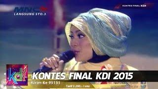 "Risti "" Pria Idaman "" Kuala Kapuas - Kontes Final KDI 2015 (8/5)"