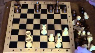 Обучение шахматам часть первая