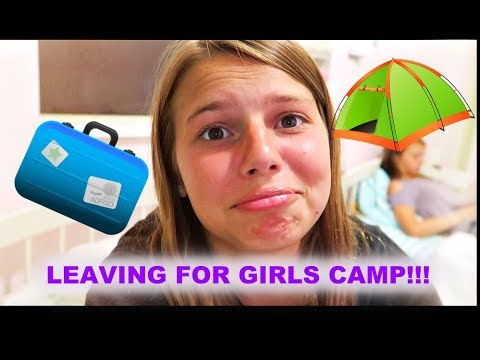 Get ready with me Girls camp!!!