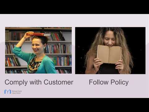 WWWC19: Great Expectations: Customer Service And The Future Of Libraries