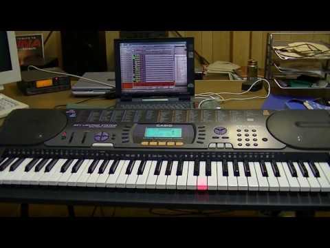 【MIDI演奏】米倉千尋/嵐の中で輝いて