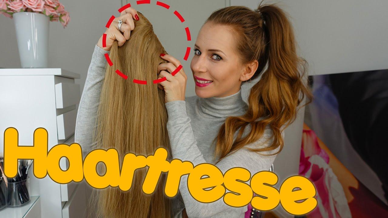 Wie Mache Ich Mit Einer Haartresse Einen Zopf In Nur Einer Minute