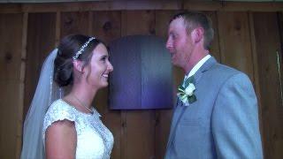 Arkansas Videographer: Zach and Taylor Wedding Day Highlights, Pine Bluff, AR