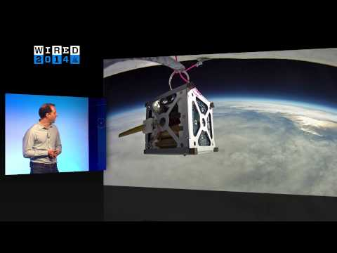 Satellogic: Space is the New Wild West   WIRED 2014   WIRED