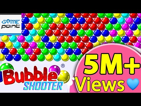 #1 Bubble Shooter Gameplay  - Level 8 To 20   Arcade Games    Game Point PK