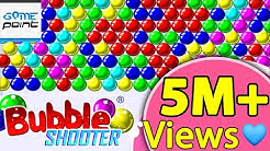 #1 Bubble Shooter Gameplay  - Level 8 to 20 | Arcade Games || Game Point PK