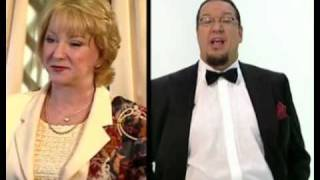 Penn  Teller Another 11 Very Funny Moments
