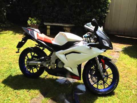 aprilia rs 50 tuning 2013 hd youtube. Black Bedroom Furniture Sets. Home Design Ideas