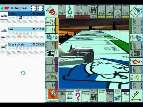 Monopoly (old Version) CD-ROM Westwood Version 1 1