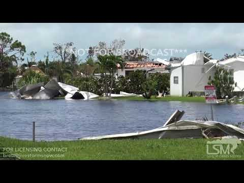 09-11-17 Naples, FL - Homes destroyed by Hurricane Irma Pt 2