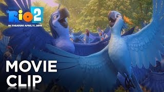 Rio 2 | Beautiful Creatures | Fox Family Entertainment