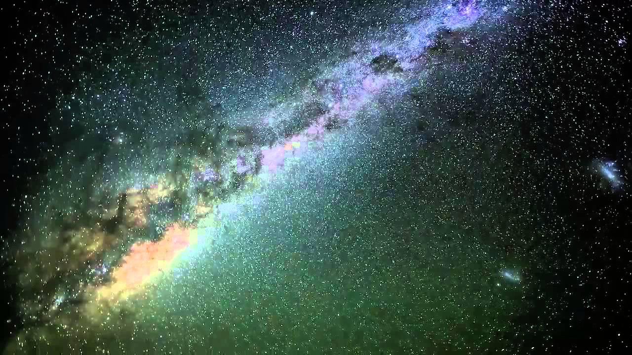 фото ночное небо со звездами