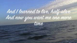 Jar of Hearts - Lyrics - Christina Perri