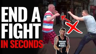 3 Ways How t๐ End a Fight in Seconds