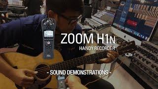 ZOOM H1N - Sound Demonstrations