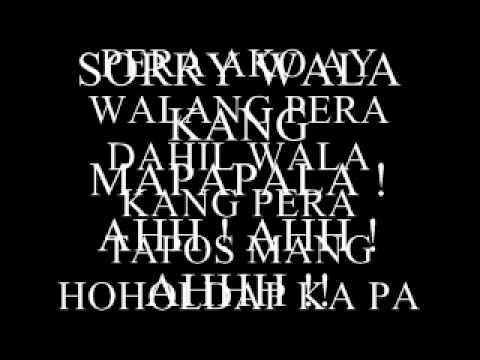 Holdap by Giniling Festival ( Lyrics ).wmv