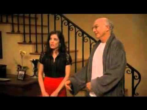 Larry David Sex with a palestinian woman