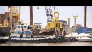 Tugboat Salvage