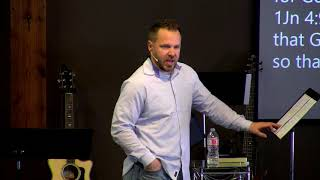 GOD -- The Father's Love -- Shawn Benson -- Harvest Fellowship Church