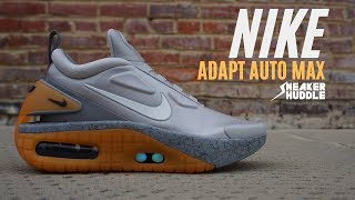 Nike Adapt Auto Max Motherboard Tech Review Sneaker Huddle