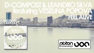 D-Compost & Leandro Silva - Feel Alive (Dub Mix)