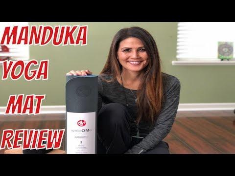MANDUKA YOGA MAT REVIEW I Manduka Mat Review by a Yogi I A Good Travel Yoga Mat
