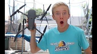 I GOT A DRONE!