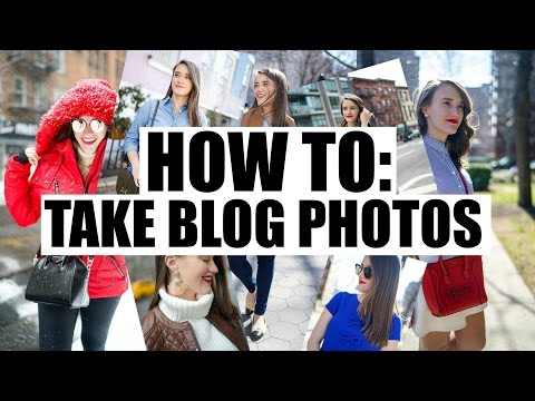How To: Take Fashion Blog Photos / Covering the Bases