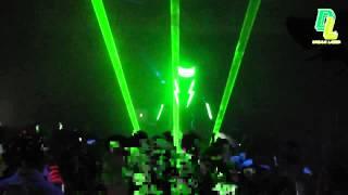 Лазерное шоу. Laser Man. Радио «ENERGY»