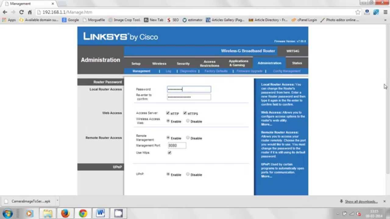 How to Set up a Linksys Wireless Router