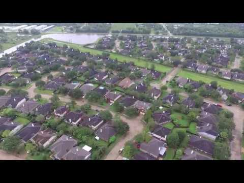 Drone Footage - Pearland, TX